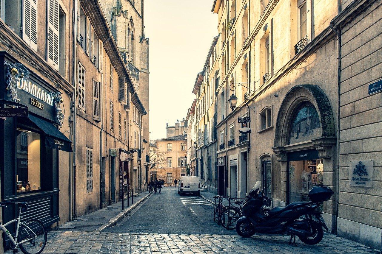 city, aix-en-provence, provence